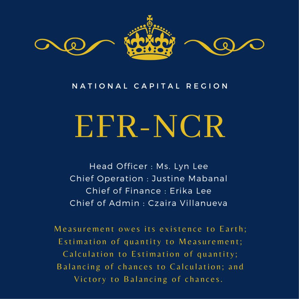 EFR-NCR
